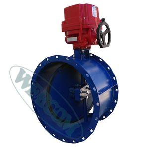 Клапан герметичний вентиляційний з електроприводом